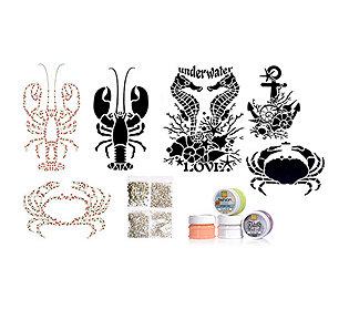 Textildesign 14tlg.