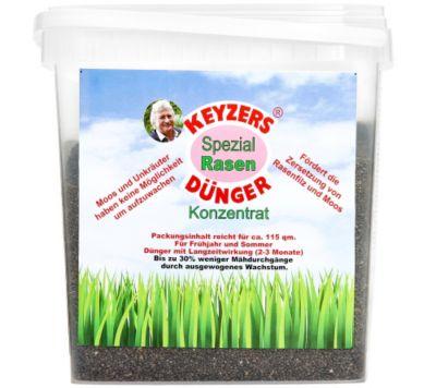 KEYZERS Spezial-Dünger Langzeitwirkung alle Rasensorten Frühj/Sommer 3,5kg