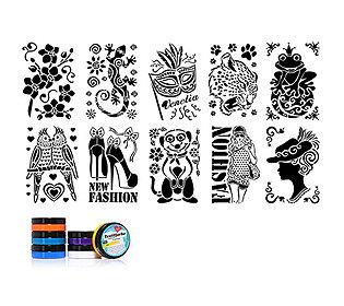 Textil-Design 16tlg.