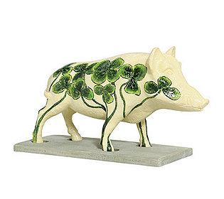 Sammlerfigur Schwein