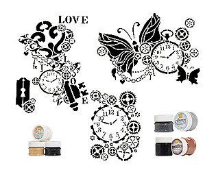 Textil-Design 11tlg.