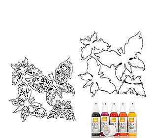Textil-Design 8tlg.