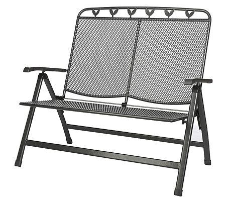 greemotion gartenbank nizza streckmetall 5 fach verstellbare r ckenlehne. Black Bedroom Furniture Sets. Home Design Ideas