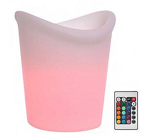 Vase Wechsellichteffekt
