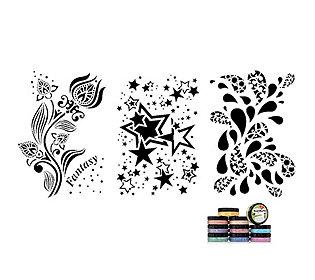 Textil-Design 13tlg.