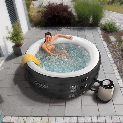 FRIEDOLA Whirlpool bis 4 Personen Poolunterlage & Aquablanc - Page 1 ...