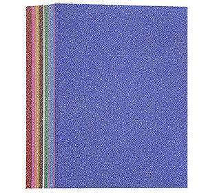 32 Bogen Glitterkartons