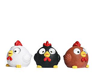 3 Solar-Hennen