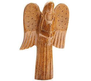 Edelsteinfigur Engel