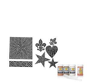 Mosaik-Design-Set 8tlg.