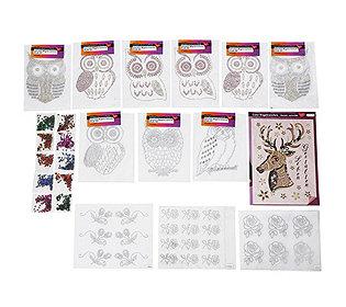 Textil-Design 23tlg.