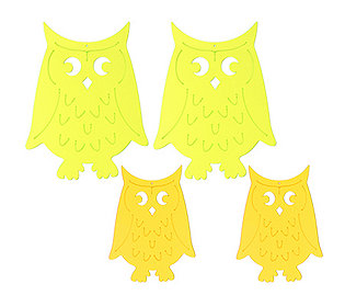 4 Sonnenfänger Tiere