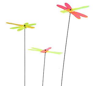3 Sonnenfänger Libellen