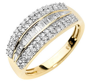 Ring 88 Diamanten