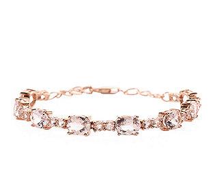 Armband 26 Morganite