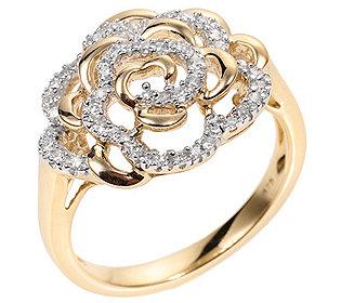 Ring 48 Diamanten