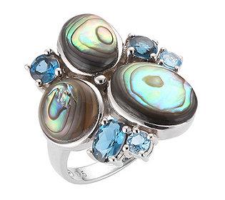 Ring Abalone Blautopas