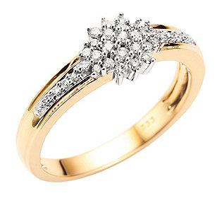 Ring 31 Diamanten