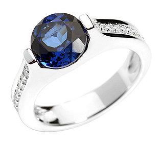 Ring 19 Steine