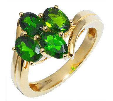 Ring 4 Chromdiopside - 605105