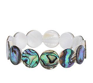 Armband 13 Abalone