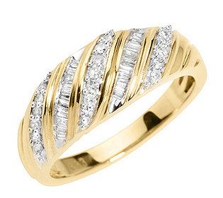 Ring 39 Diamanten