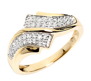 Ring 40 Diamanten