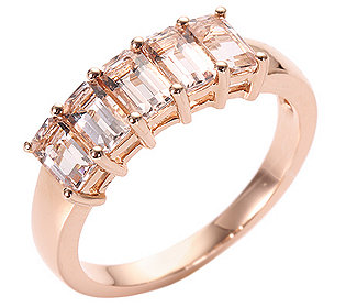 Ring 5 Morganite