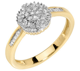 Ring 59 Diamanten