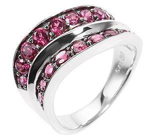Ring 20 Tocantin-Granate