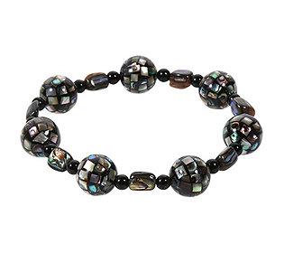Armband 14 Abalone
