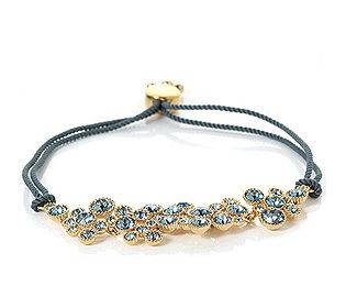 Kristall-Armband Kordel
