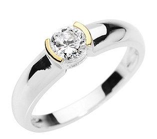 Solitär-Ring 1 Stein