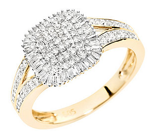 Ring 125 Diamanten
