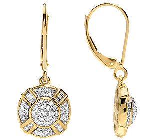 Ohrhänger 118 Diamanten
