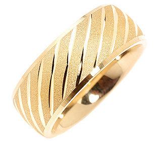 Bandring Silkfit Gold
