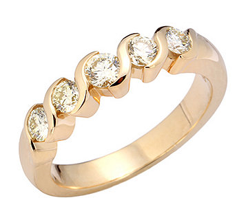 Ring Brillanten - 610321