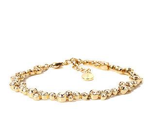Armband 50 Kristalle