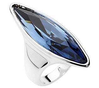 Ring Swarovski-Kristall