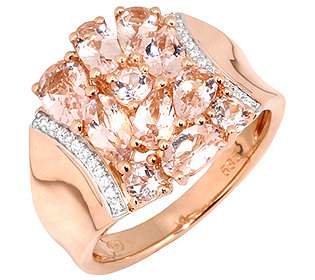 Ring 11 Morganite