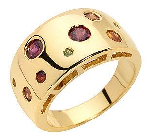 Ring 9 Granate