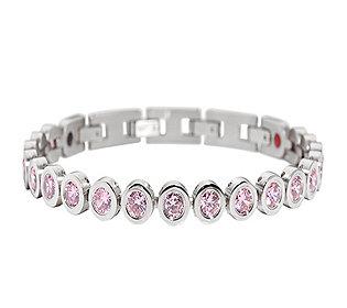 Armband 19 Kristalle