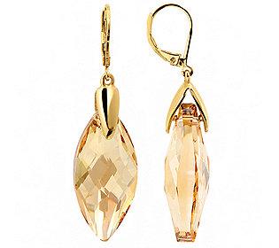 Ohrhänger 2 Kristalle