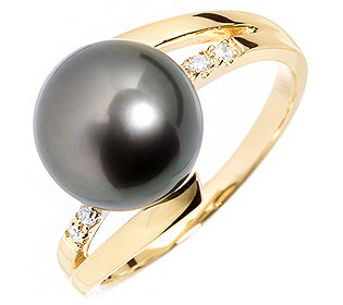 Ring Tahitiperle