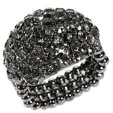 E.G. by Marianne Halcour Kristalle Stretch-Ring Designschmuck