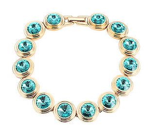 Armband 14 Kristalle