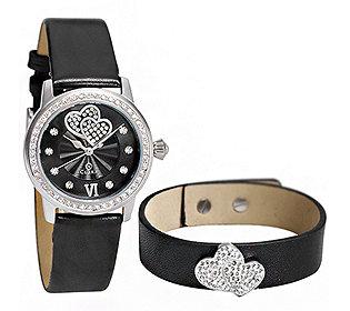 Damenuhr & Armband