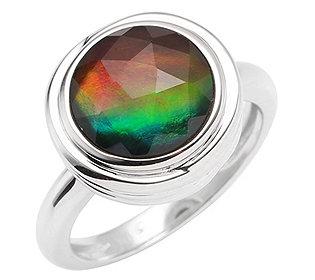 Ring Ammolith