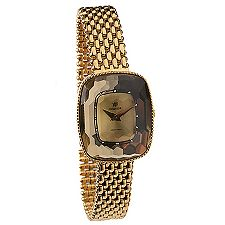 JOWISSA Angelo Lady Armbanduhr Milanaiseband Swiss Made