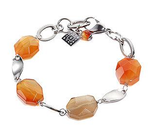 Armband 5 Karneole